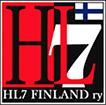 HL7 Finland logo